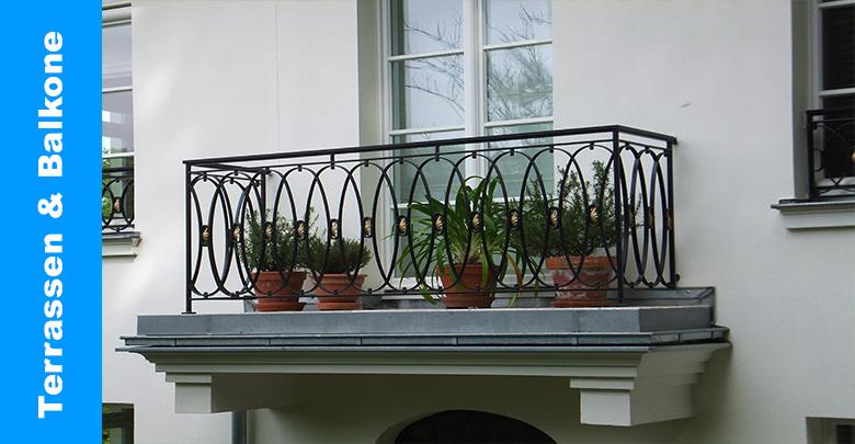 terrassenbalkone