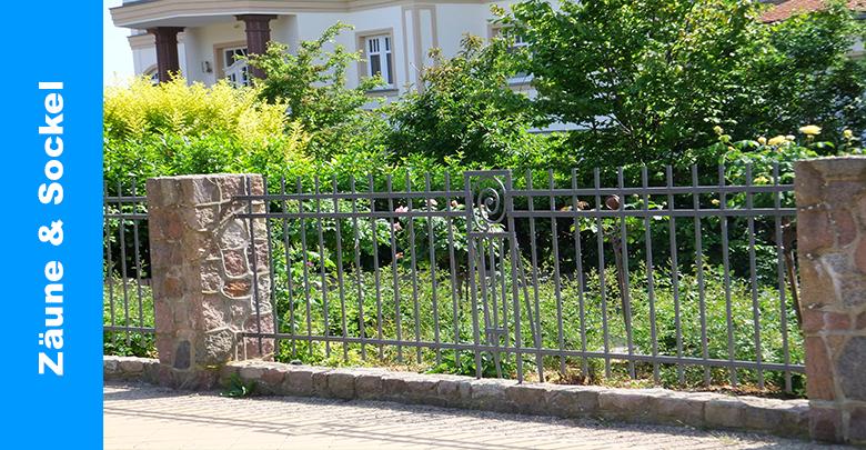 zaeunesockel